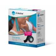 K-Active Tape Classic  Black (juoda)